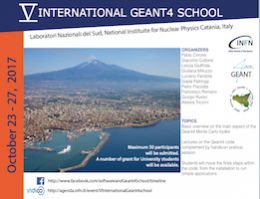 V International School of GEANT4
